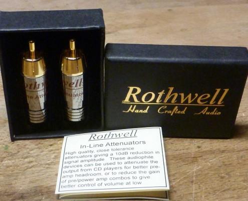 Rothwell Pegelabschwächer