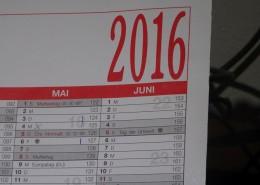 April, April, der Mai macht was er will