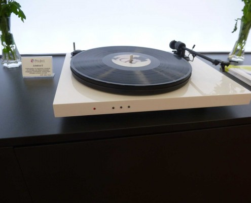High End 2016 - Pro-Ject-Juke Box E