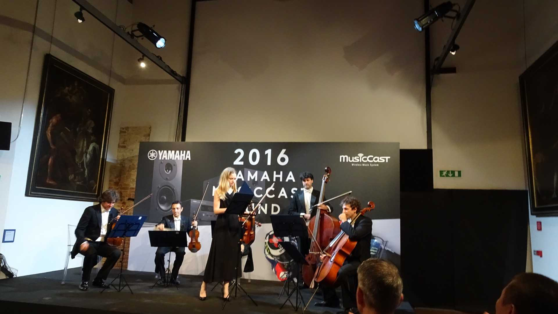 Yamaha MusicCast Round 2.4